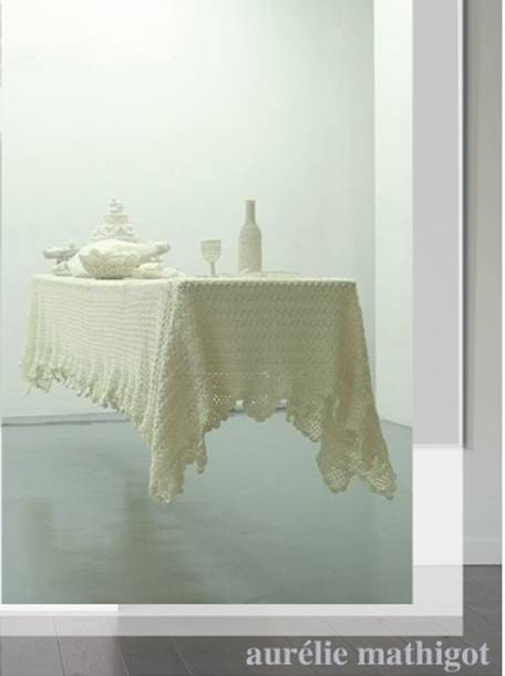 table crochet