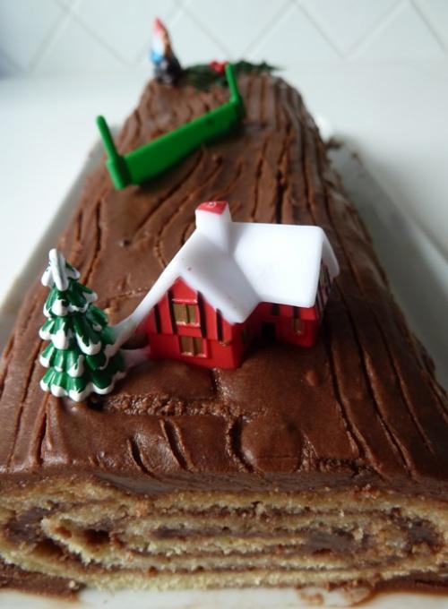 buche pur chocolat2